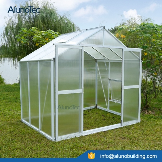 Polycarbonate Greenhouse Kits System