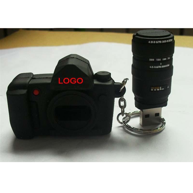 Camera USB Flash Drive2GB USB Stick 4GB (TF-0241)