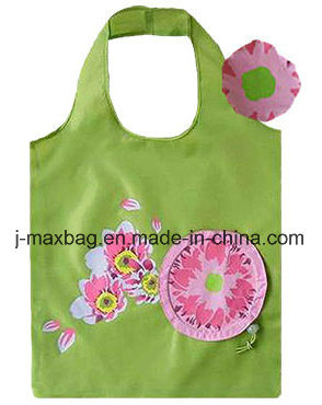 Foldable Gifts Shopping Bag Flowers Sunflower Style, Reusable, Lightweight, Grocery Bags and Handy, Accessories & Decoration, Promotion