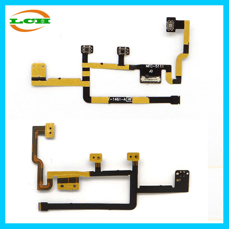 Volume Flex Cable/Switch Connector Flex Cable for iPad Air2