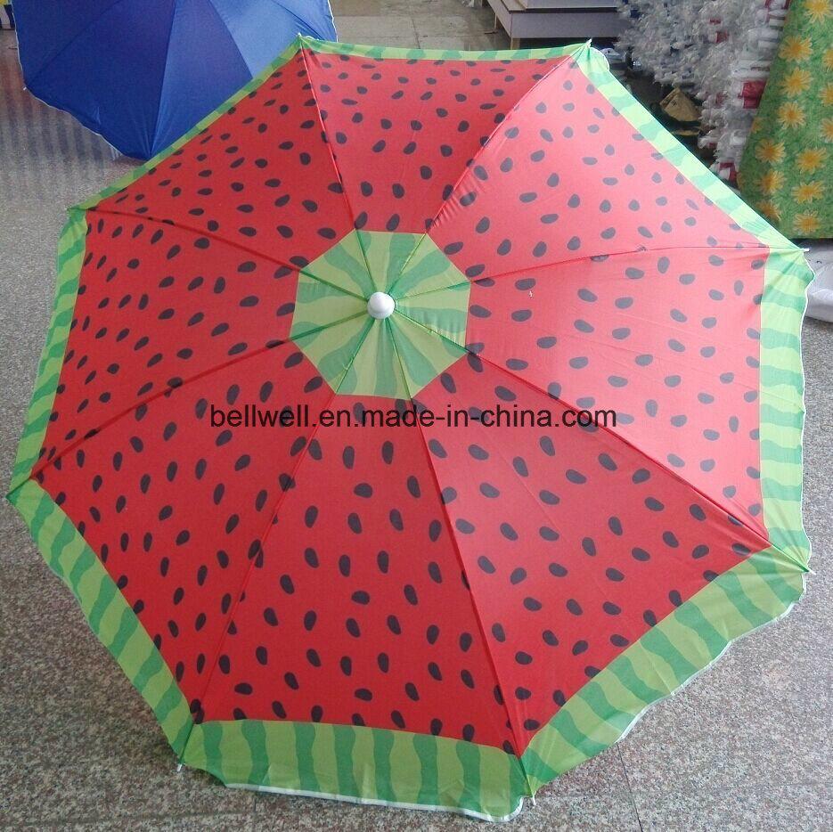 Outdoor Beach Umbrella Sun Umbrella with PVC Bag