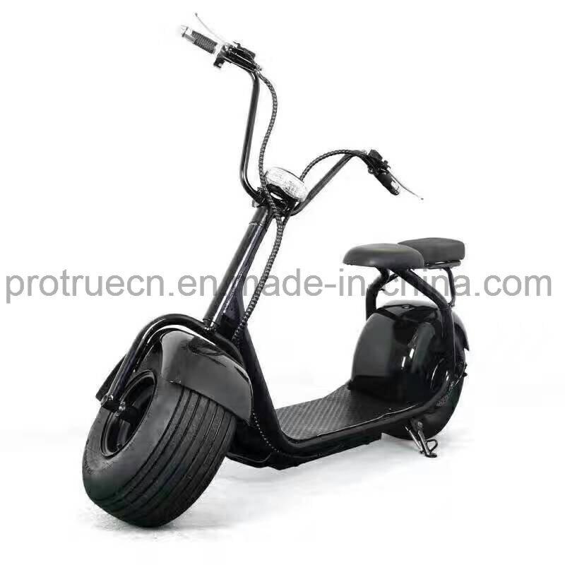 1000W Fat Tire Vespa Electric Scooter