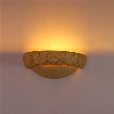 Sixu Retro Style Plaster Wall Lamp Hr-2010