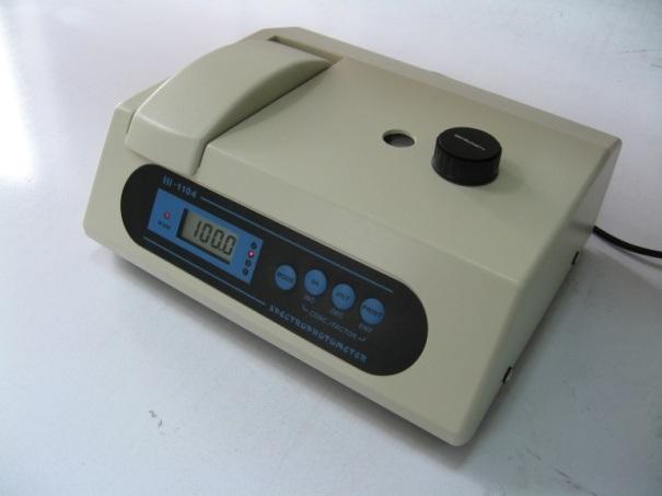 Ssi-1103 Cheap Single Beam Spectrometer