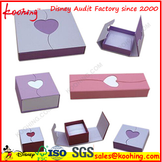 High Quality Factory Price Customized Printed Rigid Gift Packaging Box