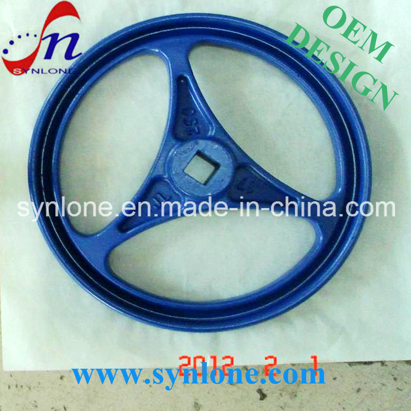 Valve Mold Casting Hand Wheels