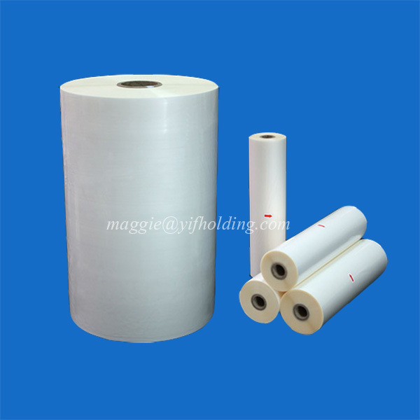BOPP Thermal Laminating Film with Thickness 16-35micron
