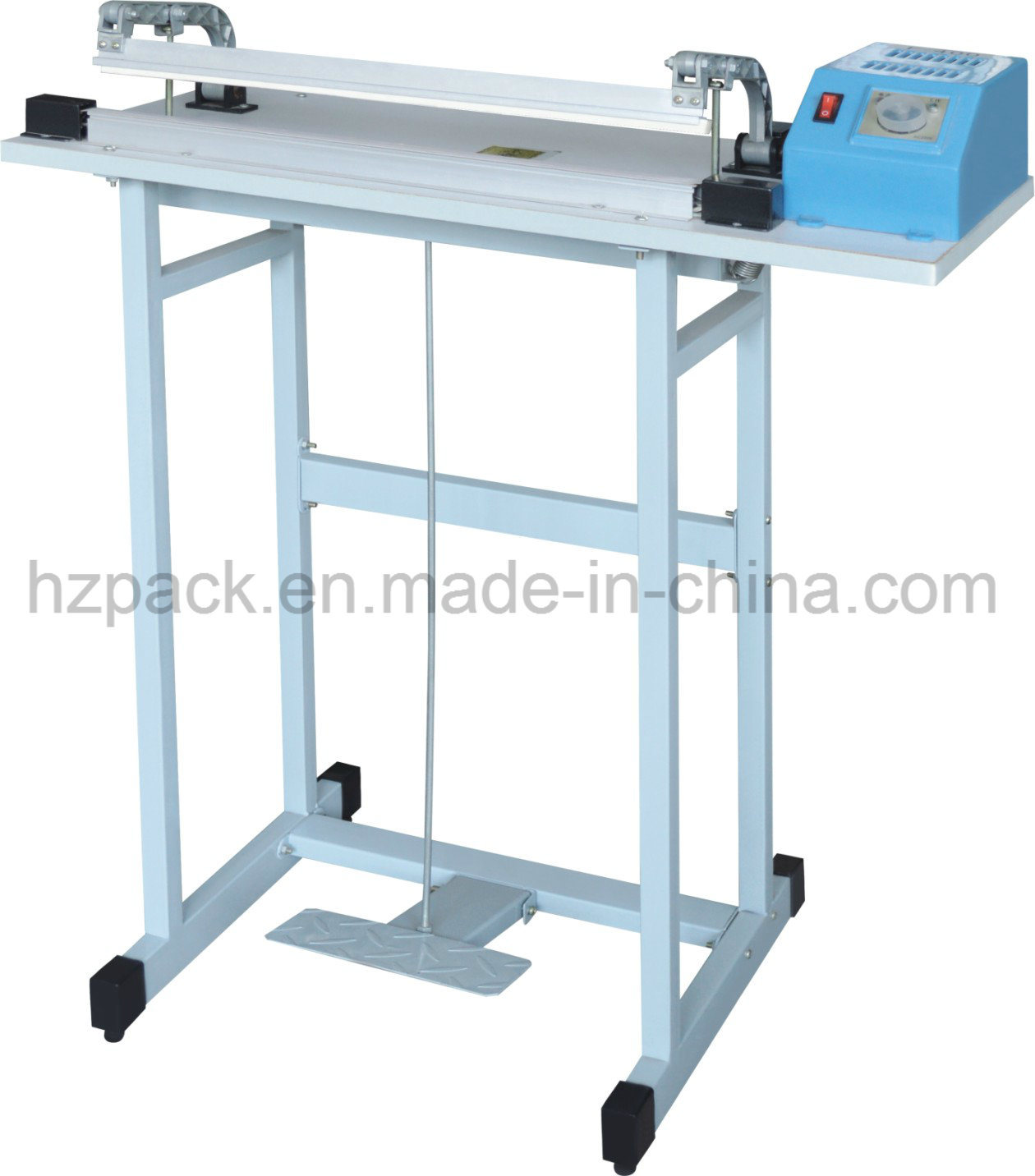 Impulse Pedal Sealer Sealing Packing Machine Sf300-700