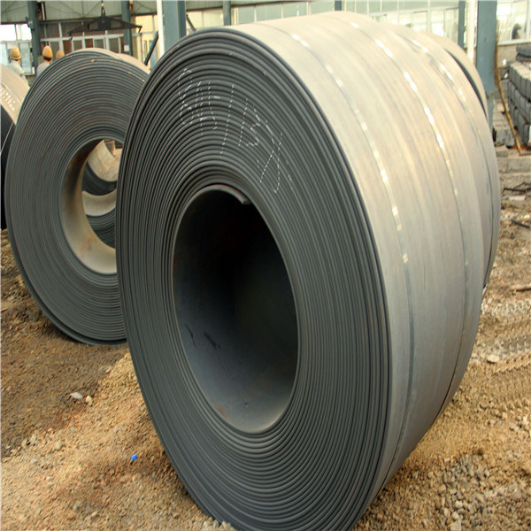 High Quality Galvanized& Black Cold Rolled Bright Steel Strip Coils
