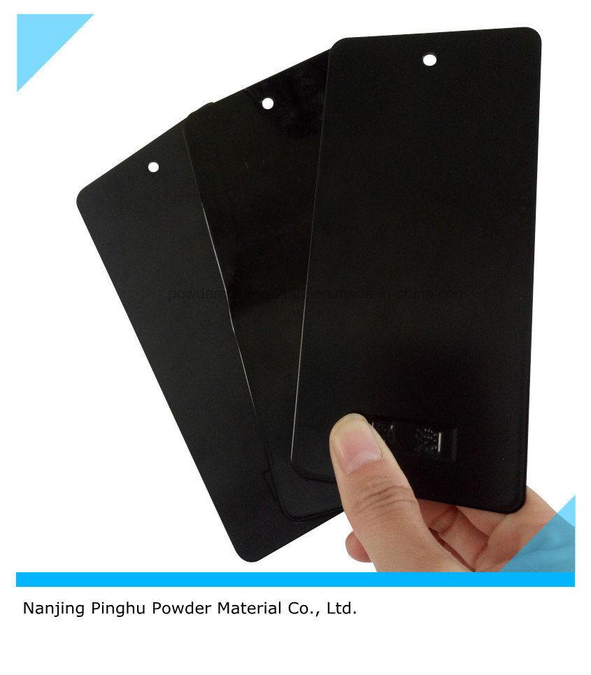 Black Powder Paint for Car Coating