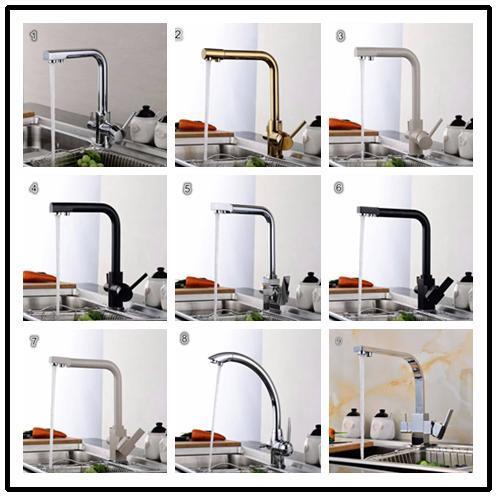 Water Purifier RO Brass Kitchen Tap