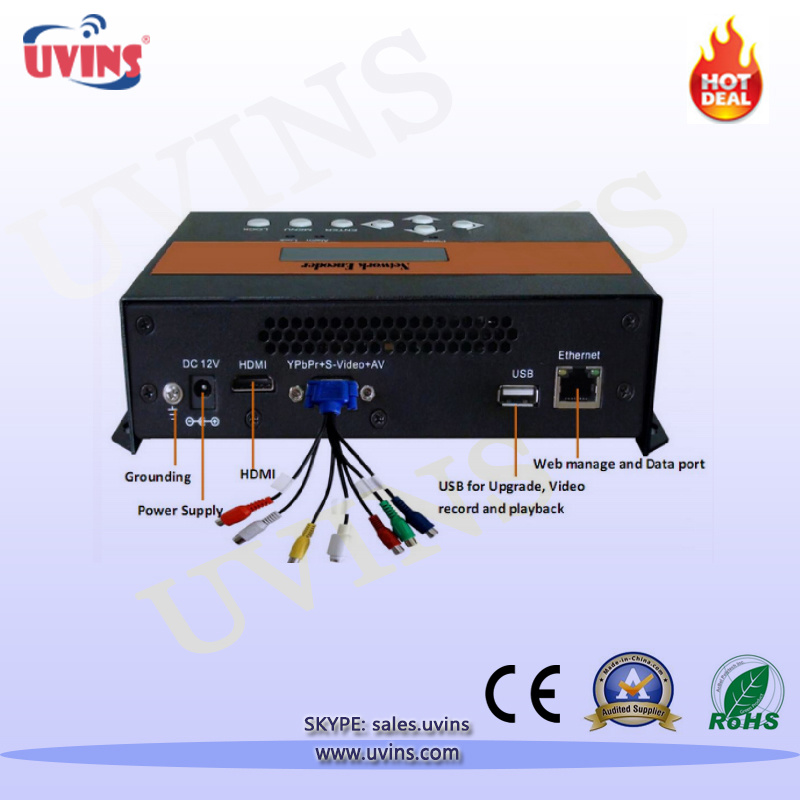 HD Network Encoder Modulator
