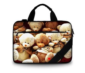 2016 Brand New Laptop Shoulder Messenger Bag New Fashion School Messenger Laptop Bag Canvas