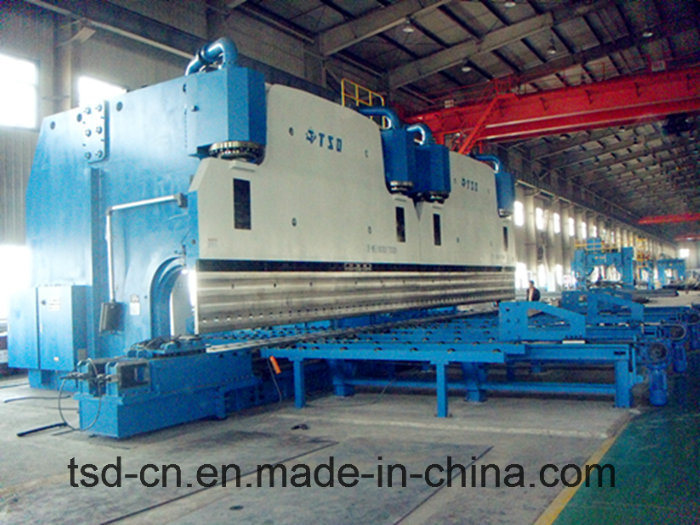 CNC Press Brake in Tandem (2-WE67K-1200/7000)