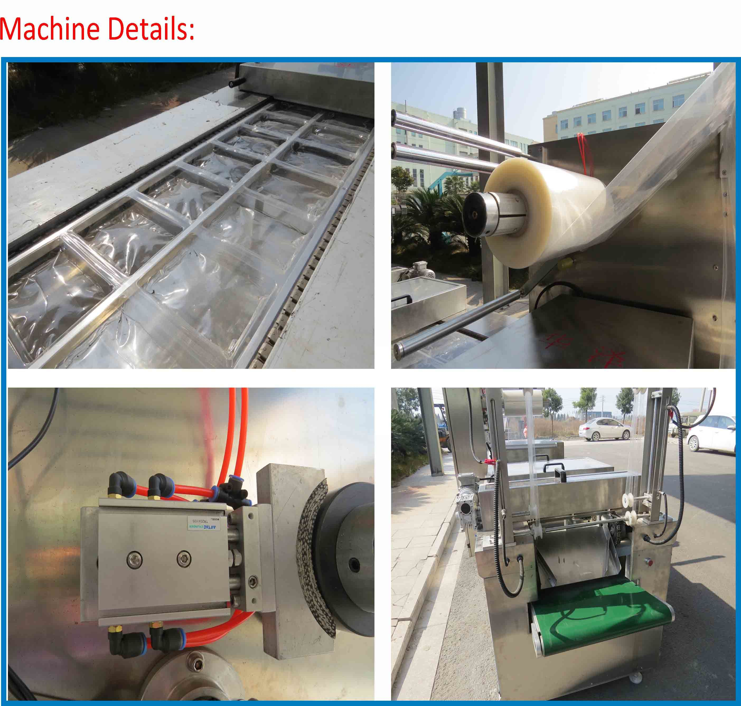Beef Thermoforming Packaging Machine