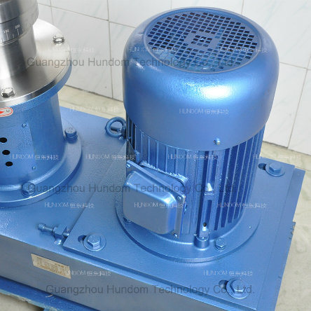 High Capacity Stainless Steel Colloid Mill for Peanut Butter