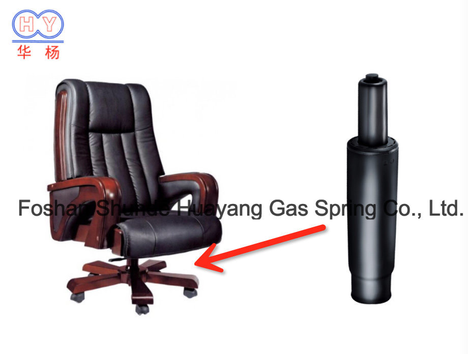 100mm QPQ Treatment Gas Shock for All Chairs