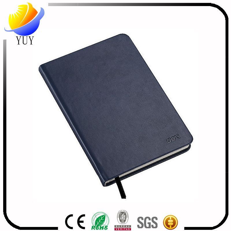 Colorful Executive Business Type Notebook with Card Bag
