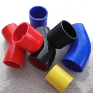 Braided Silicone Hose / Customized FDA Tubing Manufacturer / Vacuum Hose, ISO Certificated Manufacturer