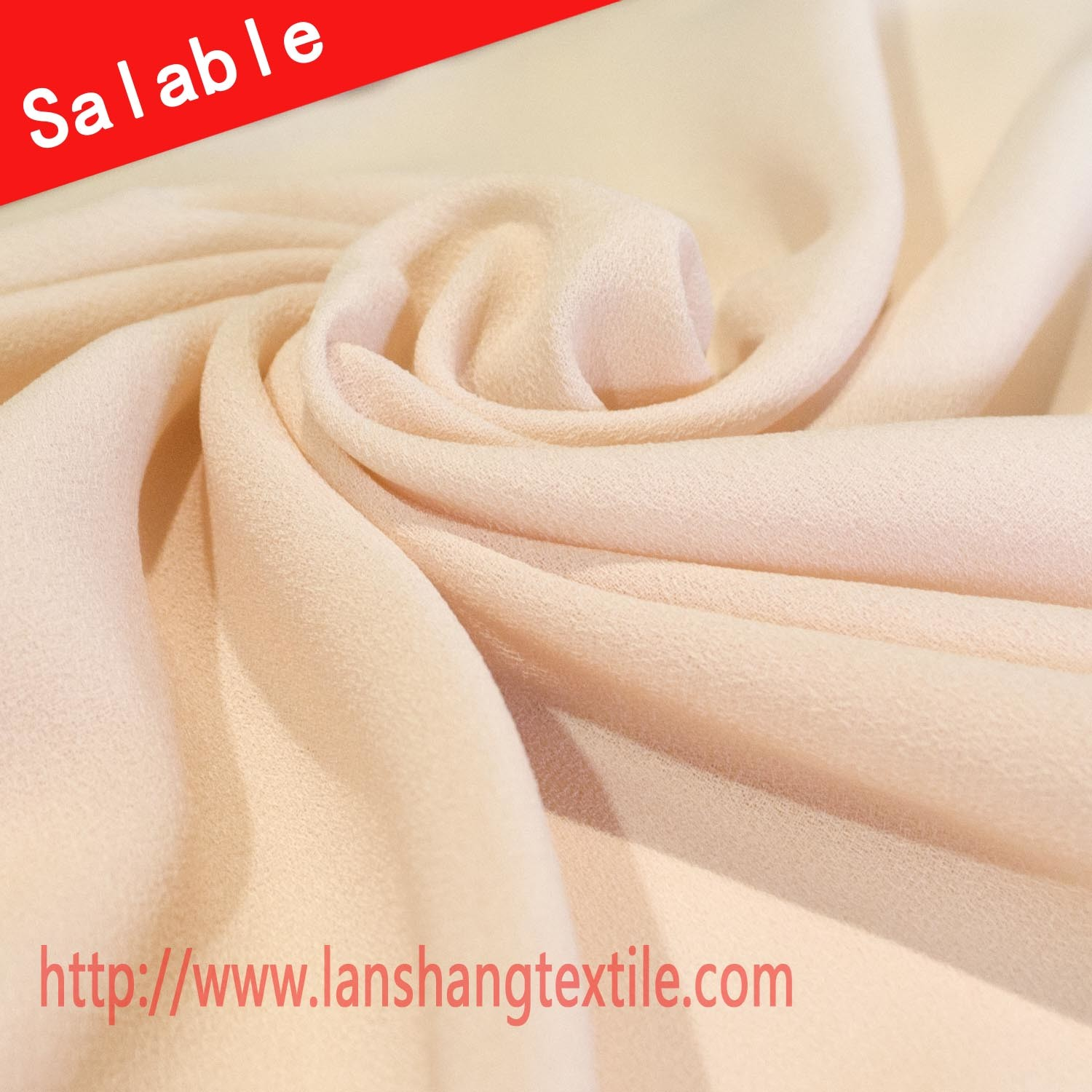 Chemical Fiber Polyester Dyed Fabric for Woman Dress Garment Home Textile
