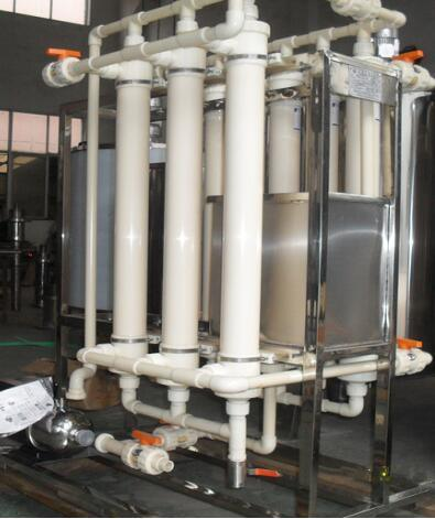 Complete Pure Water High Capacity Production Line for Botte Water