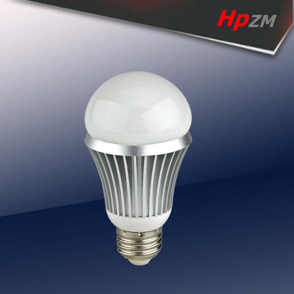 E27 SMD Light Aluminum and Plastic LED Bulb