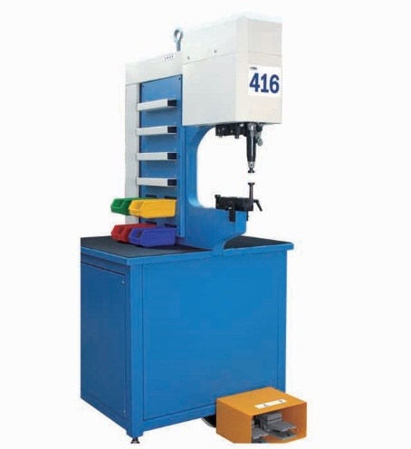 Fastener Insertion Machine (416model, 618 model and 824model)