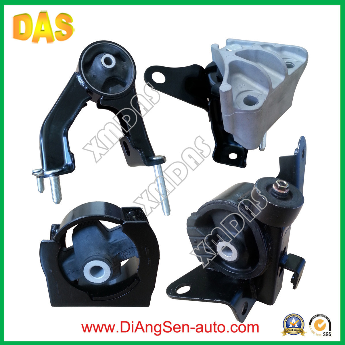 Rubber Transmission Mount / Engine Motor Mounting for Toyota Vois