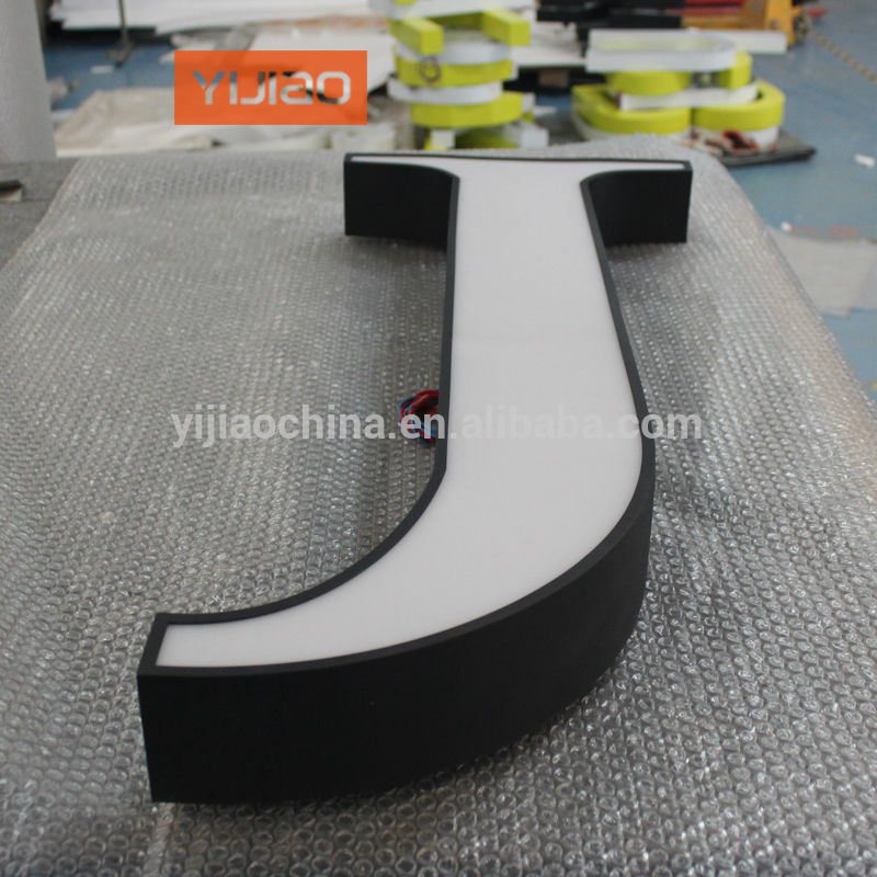 High Class Advertising LED Face Lit Channel Letter Sign