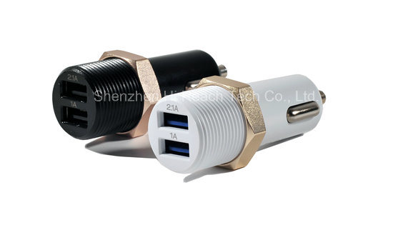 Hot Selling 5V 2A Dual USB Car Charger