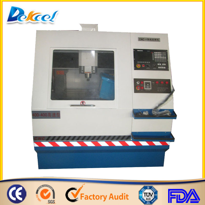 CNC Metal Milling Machine 6060 /Vertical Machining Center for Mould