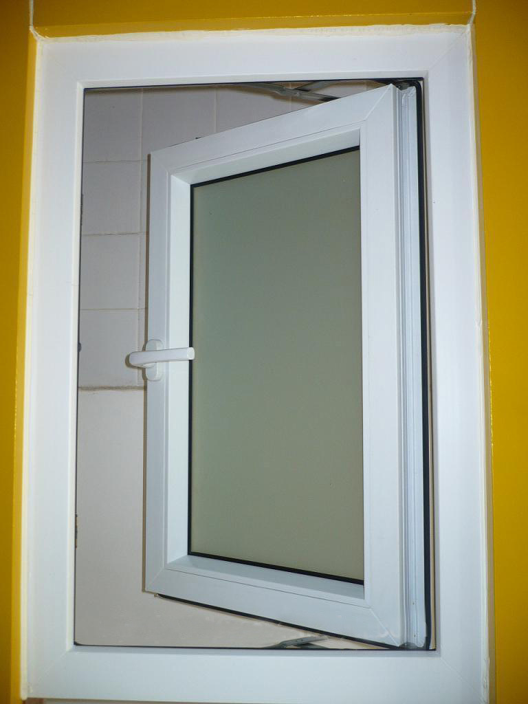 Double Glazed Aluminum Casement Windows