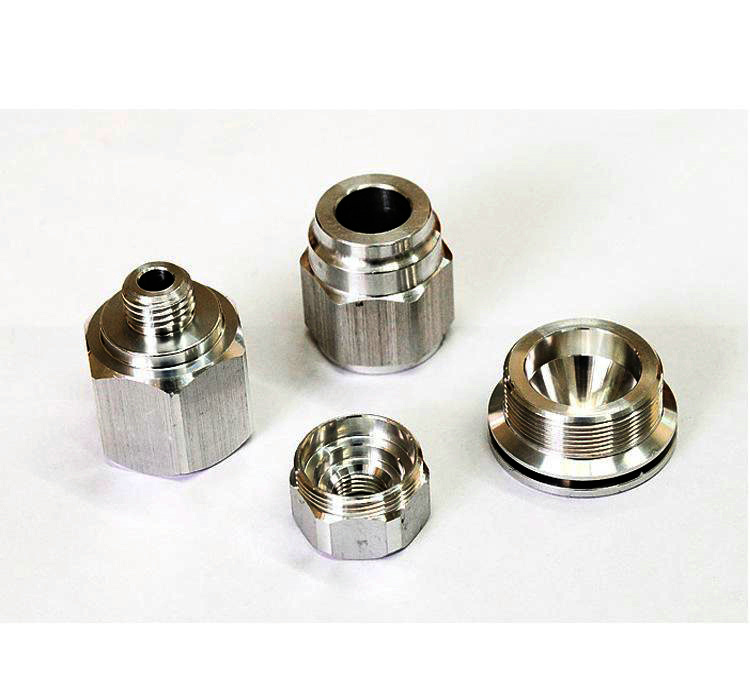 CNC Machining Parts for Stainless steel Nut