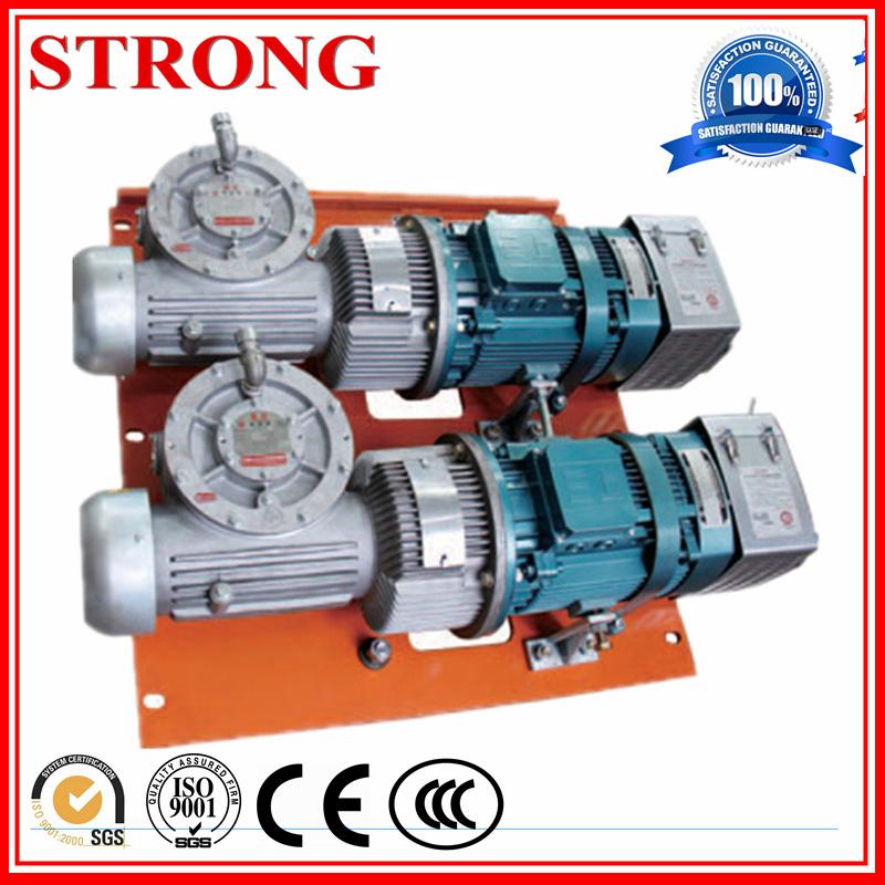 Construction Hoist Gjj Parts Baoda Hoist Part Hoist Driving Device