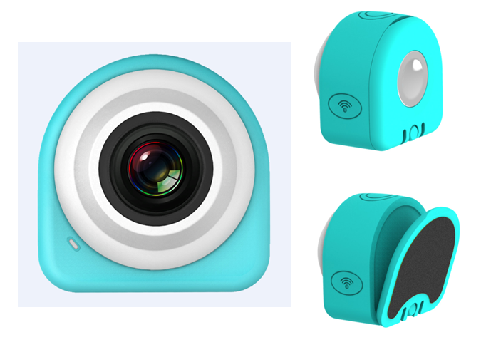 1080P 125 Degree Stick and Shoot Sports Outdoor Camera