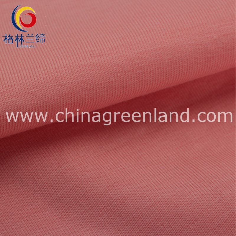 40s Cotton Spandex Knitted Jersey Fabric for Shirt Textile (GLLML218)