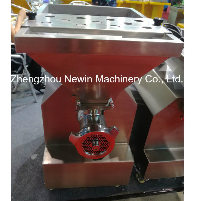 800kg/H Vertical Full Stainless Steel Automatic Electric Meat Grinder Price