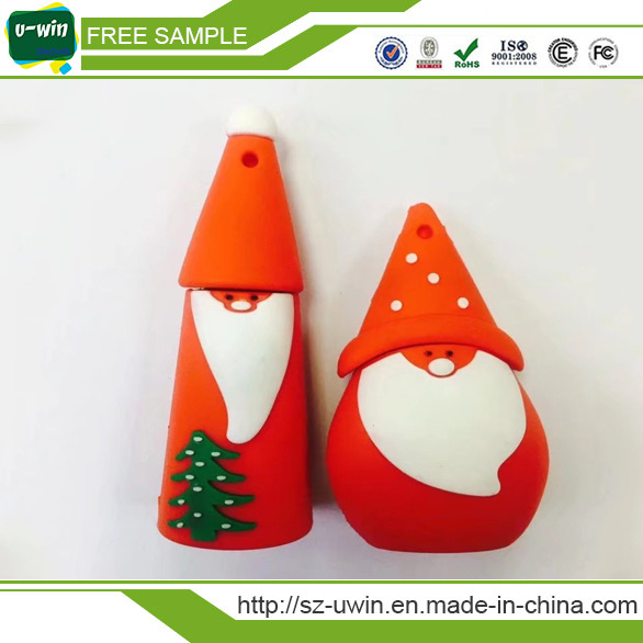 Christmas Gift USB Flash Drive USB 2.0 Drive USB Memory Stick Pen Drive