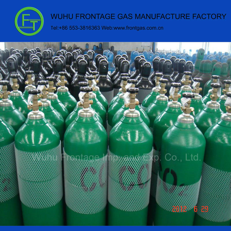 High Purity Reliable Quality Carbon Dioxide Gas