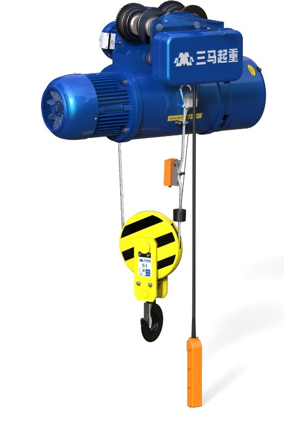 China Supplier 1 Ton3 Phase 220V380V410V Cdii/Mdiitype Electrical Hoist
