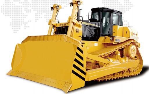 High Drive Bulldozer Fld9 for Sale with Cummins Engine