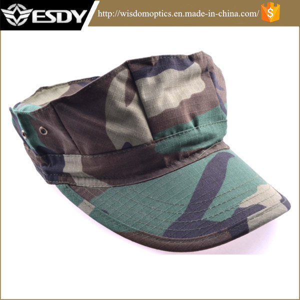 Woodland Camo Tactical Hunting Outdoor Unisex Cap