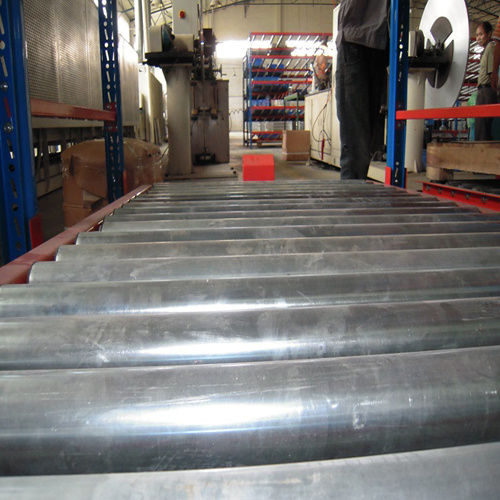 Carton Flow Gravity Racking for Warehouse Storage
