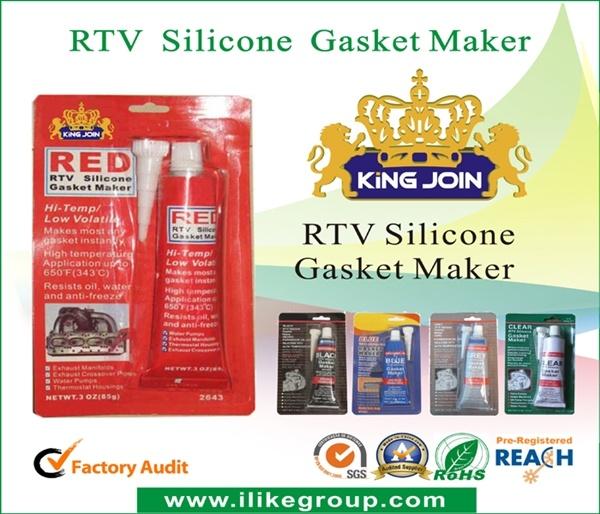 30 Oz. Black RTV Gasket Maker