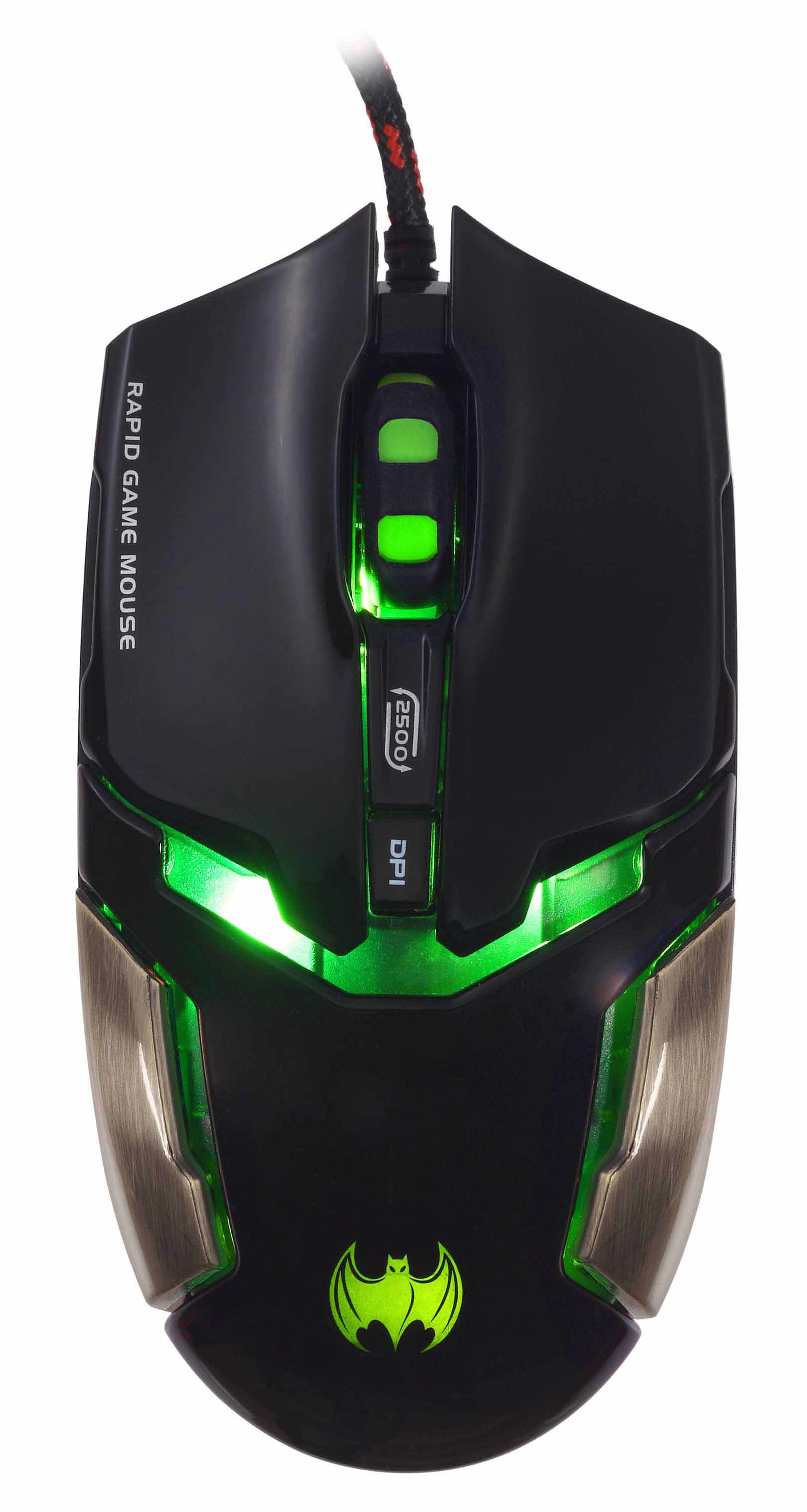 Cool Gaming Mouse, Excellent Design