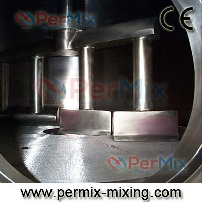 Nutsche Filter Dryer (PerMix, PNF series)