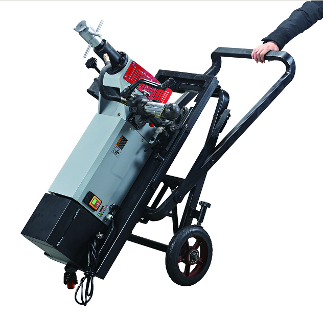 Roll Grooving Machine (TWG-VIA)