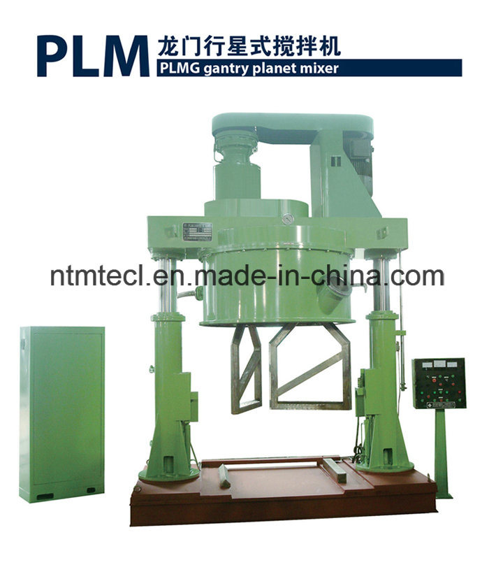 Heavy Paste Gantry Planetary Mixer for Ink, Putty, Sealant, Adhesive