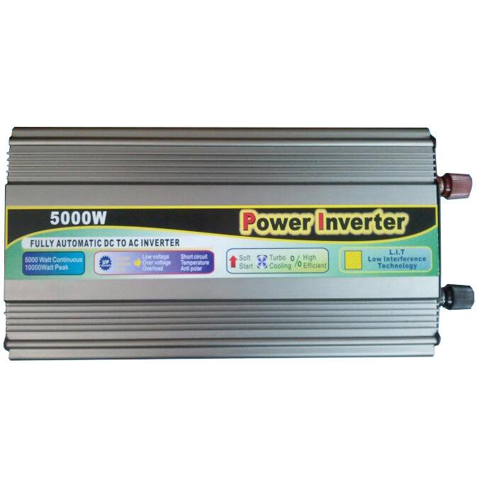5000W DC to AC Modified Sine Wave Power Inverter
