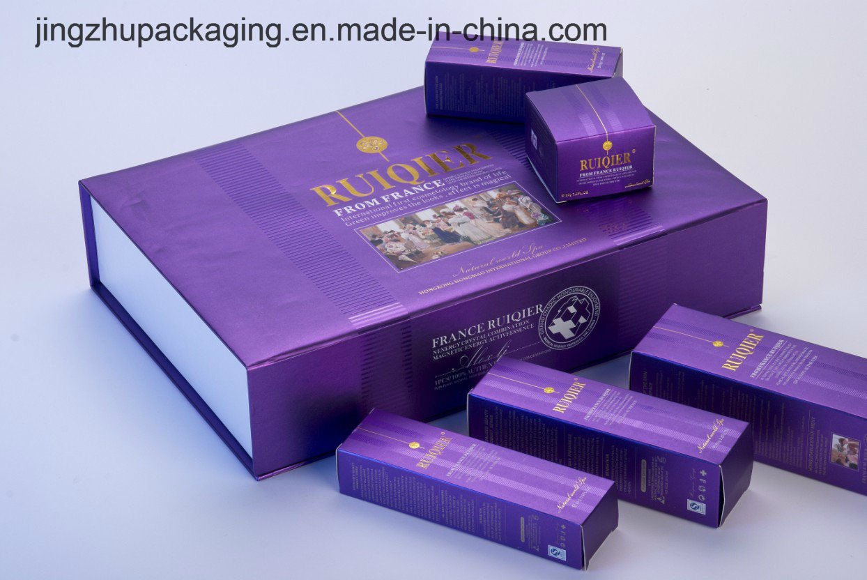 Luxury Carton Rigid Cosmetic Box